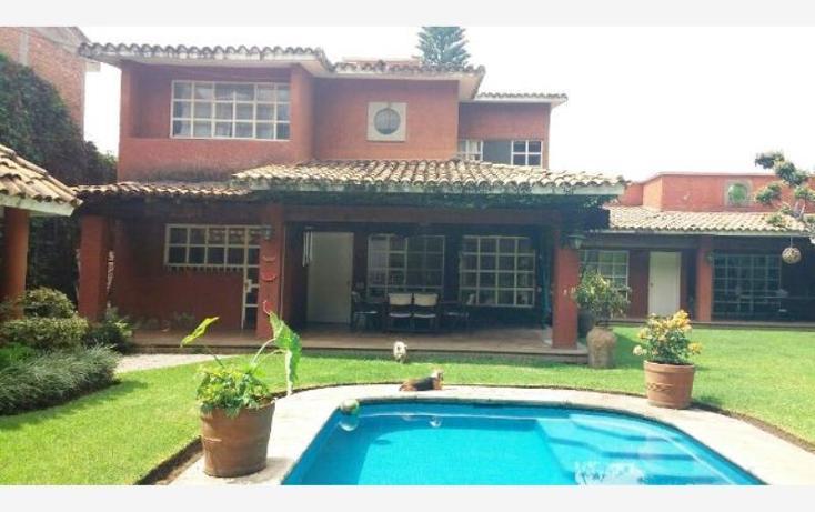 Foto de casa en renta en  , reforma, cuernavaca, morelos, 2662323 No. 01