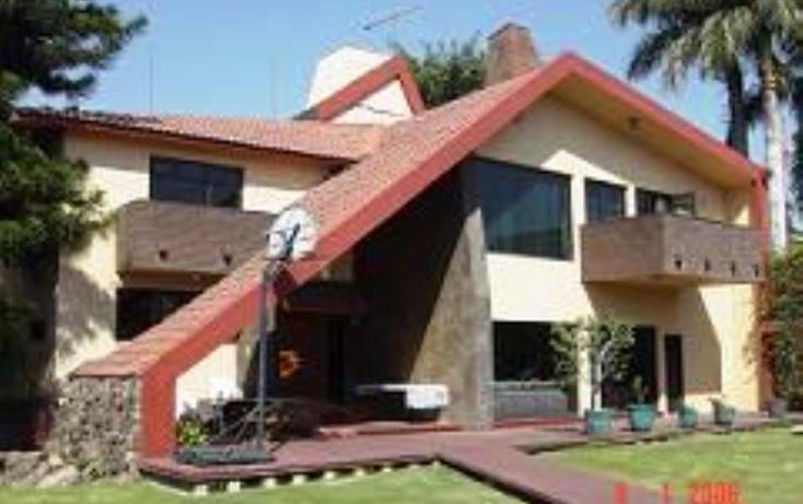 Foto de casa en venta en  , reforma, cuernavaca, morelos, 371639 No. 01