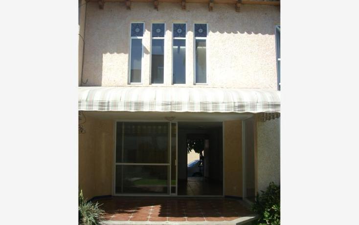 Foto de casa en renta en  , reforma, cuernavaca, morelos, 582012 No. 01