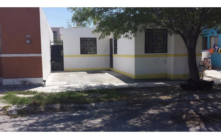 Foto de casa en venta en  , reforma ii, apodaca, nuevo le?n, 1624252 No. 01