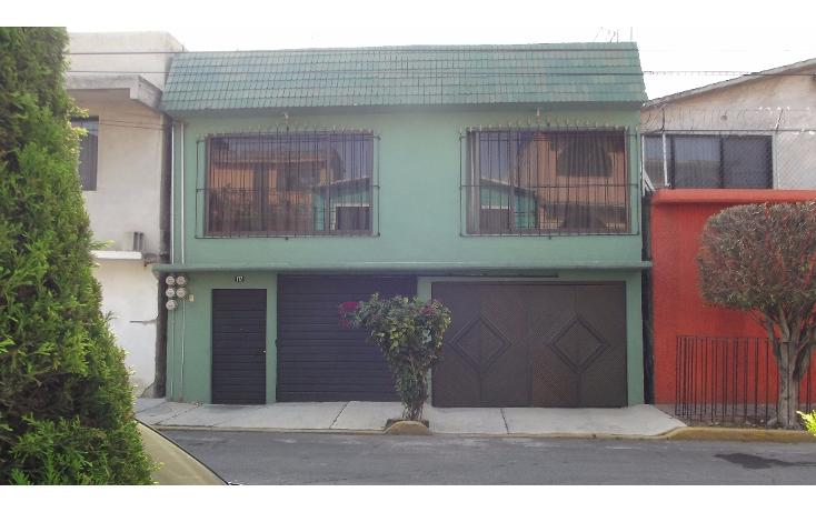 Foto de casa en venta en  , reforma, nezahualcóyotl, méxico, 1705924 No. 01