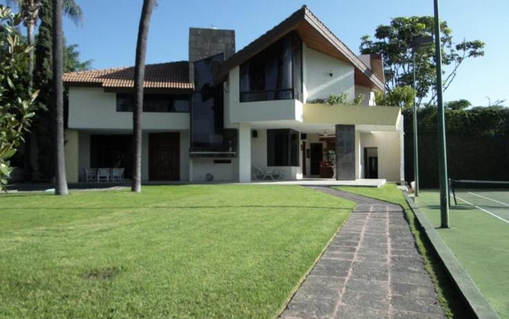 Foto de casa en venta en reforma nonumber, reforma, cuernavaca, morelos, 1595082 No. 01