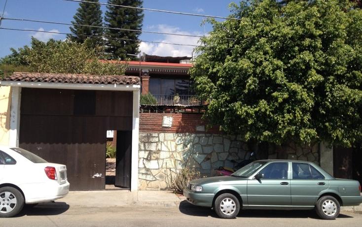 Foto de casa en venta en  , reforma, oaxaca de ju?rez, oaxaca, 593999 No. 01