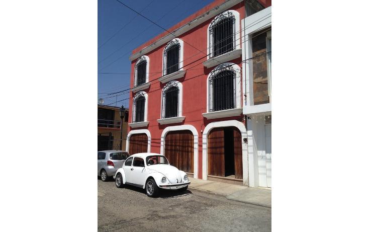 Foto de edificio en renta en  , reforma, oaxaca de juárez, oaxaca, 594001 No. 01