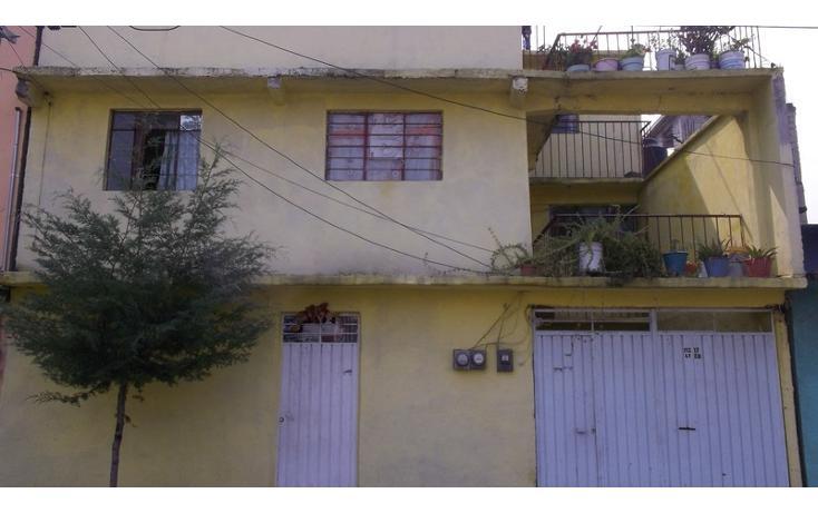 Foto de casa en venta en  , reforma política, iztapalapa, distrito federal, 453928 No. 01