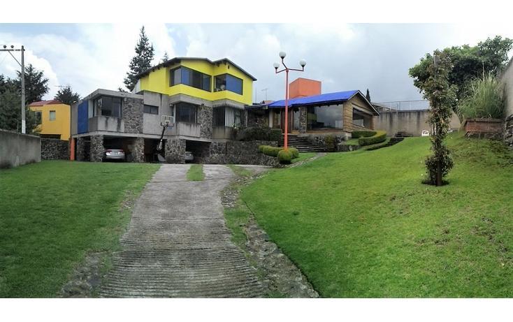 Foto de casa en venta en reforma , san miguel xicalco, tlalpan, distrito federal, 1878398 No. 01