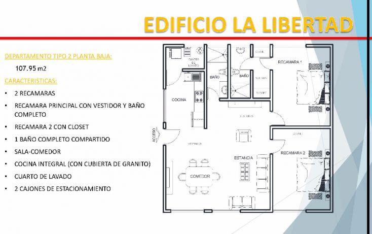 Foto de departamento en venta en, reforma, tehuacán, puebla, 1741778 no 06