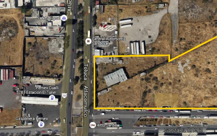 Foto de terreno comercial en venta en  , reforma, toluca, méxico, 1148251 No. 06