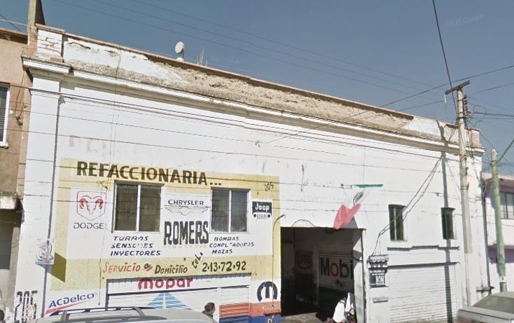 Foto de edificio en venta en  , reforma, toluca, méxico, 1508109 No. 01