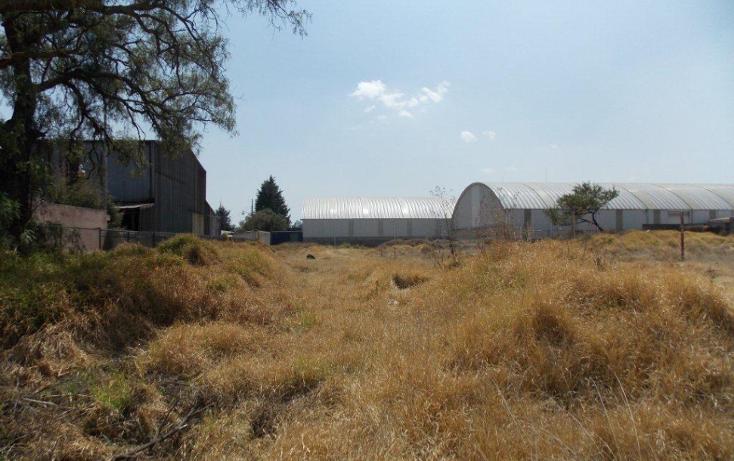 Foto de terreno industrial en venta en  , reforma, toluca, m?xico, 945289 No. 02