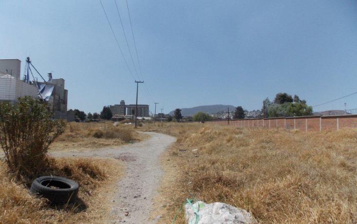 Foto de terreno industrial en venta en  , reforma, toluca, m?xico, 945289 No. 03