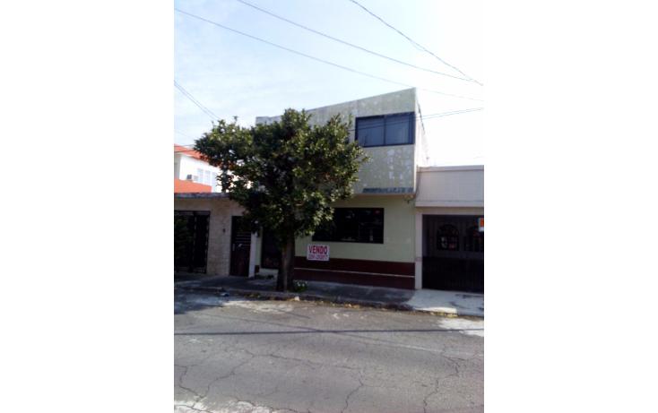 Foto de casa en venta en  , reforma, veracruz, veracruz de ignacio de la llave, 1580038 No. 01