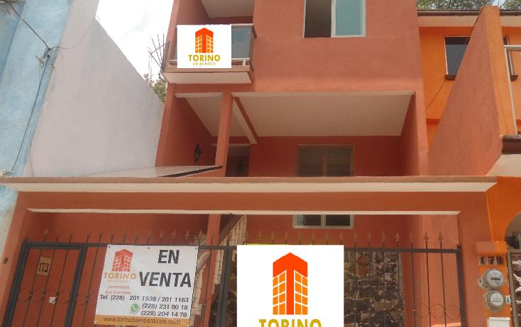 Foto de casa en venta en  , reforma, xalapa, veracruz de ignacio de la llave, 1646122 No. 01