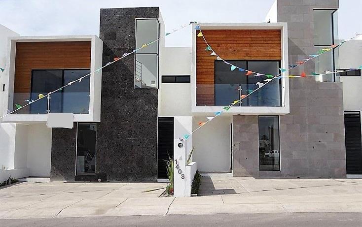 Foto de casa en venta en refugio 00, residencial el refugio, querétaro, querétaro, 2841254 No. 01