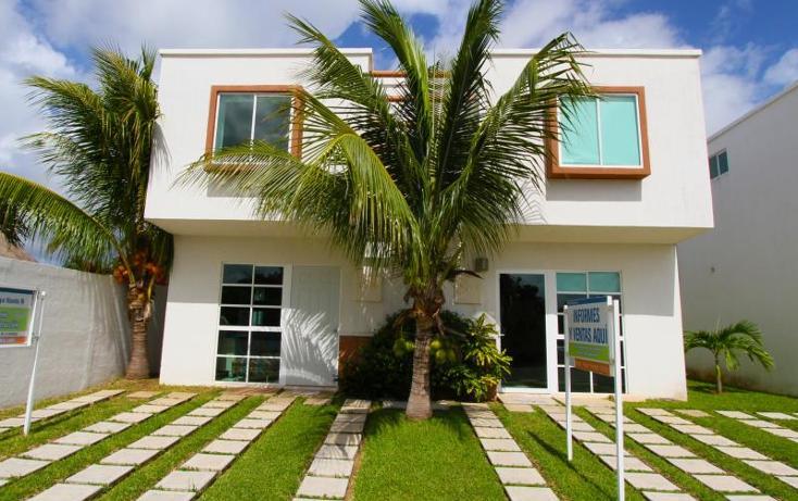 Foto de casa en venta en  reg 33 sm 81manzana 20, playa azul, solidaridad, quintana roo, 794087 No. 02
