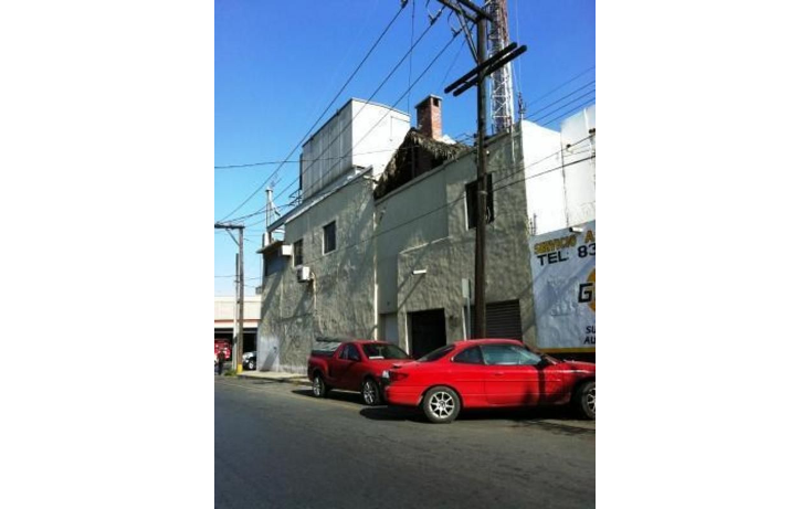 Foto de edificio en venta en  , regina, monterrey, nuevo león, 1434767 No. 01