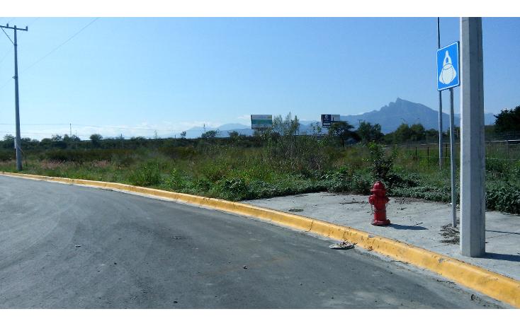 Foto de terreno industrial en venta en  , regio parque industrial, apodaca, nuevo león, 1600724 No. 02