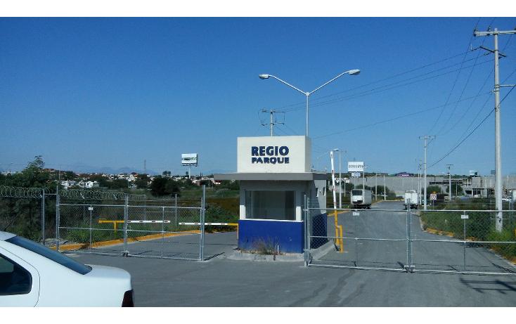 Foto de terreno industrial en venta en  , regio parque industrial, apodaca, nuevo león, 1600724 No. 07