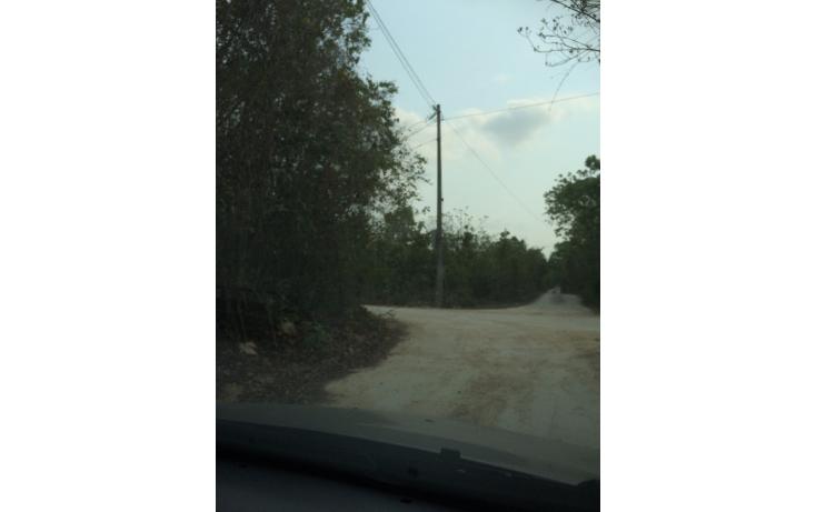 Foto de terreno habitacional en venta en  , región 219, benito juárez, quintana roo, 1117671 No. 04