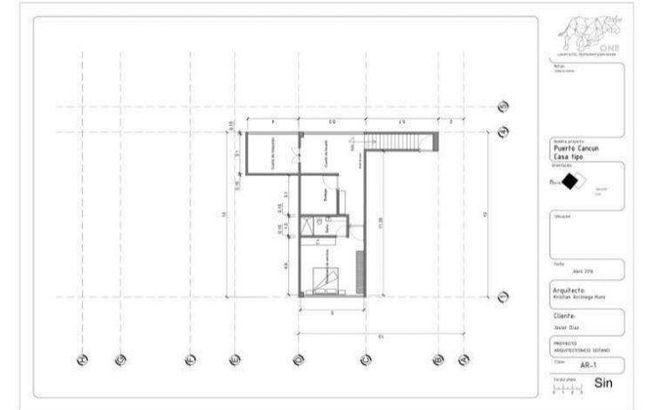 Foto de casa en venta en, región 240, benito juárez, quintana roo, 1964332 no 02