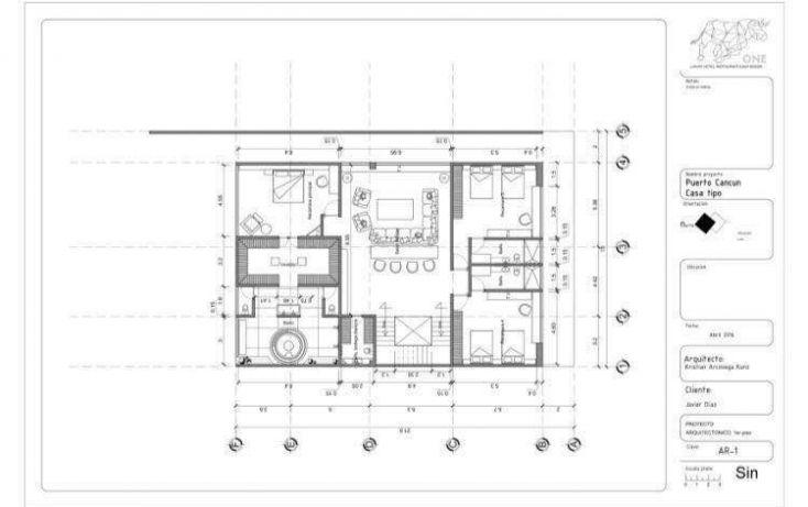 Foto de casa en venta en, región 240, benito juárez, quintana roo, 1964332 no 08