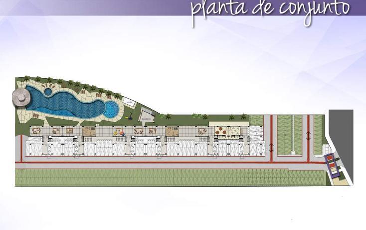 Foto de departamento en venta en  , región 511, benito juárez, quintana roo, 2000532 No. 02