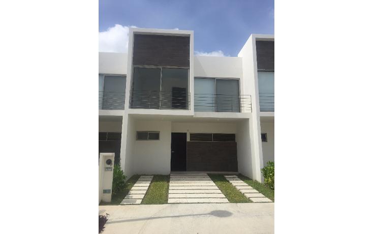 Foto de casa en renta en  , región 514, benito juárez, quintana roo, 1189549 No. 01