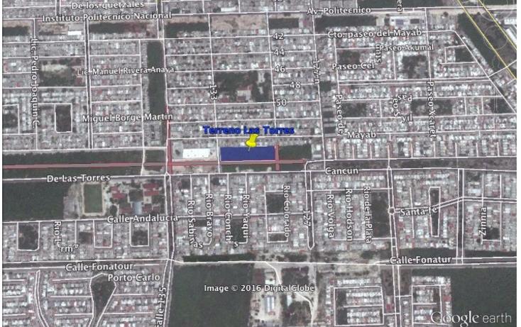 Foto de terreno comercial en venta en  , regi?n 515, benito ju?rez, quintana roo, 1831782 No. 03