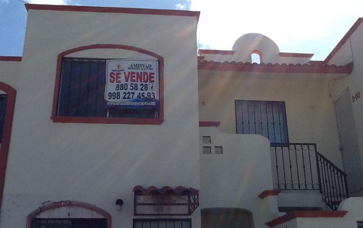 Foto de casa en venta en, región 519, benito juárez, quintana roo, 1194879 no 01