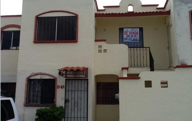 Foto de casa en venta en, región 519, benito juárez, quintana roo, 1194879 no 02