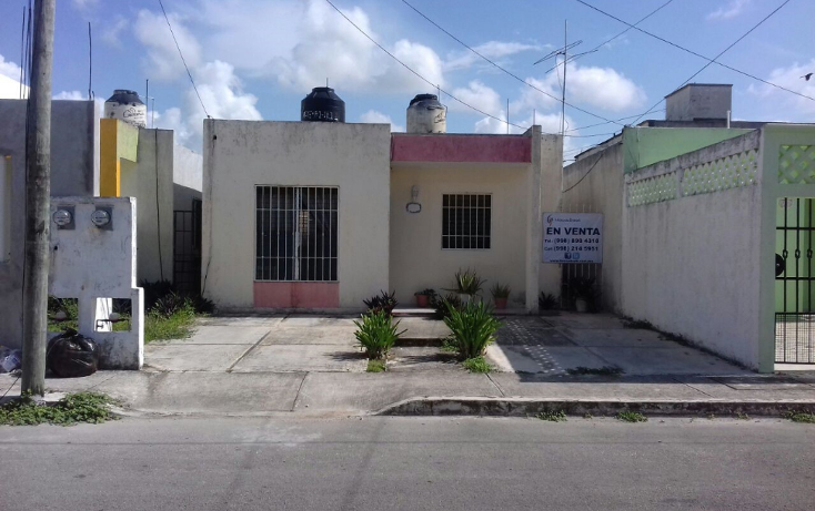 Foto de casa en venta en  , región 519, benito juárez, quintana roo, 1417913 No. 02