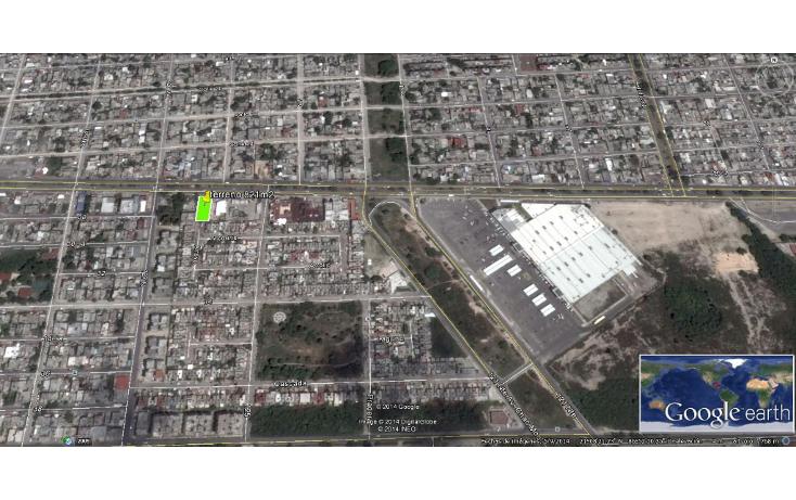 Foto de terreno comercial en venta en  , región 521, benito juárez, quintana roo, 1186481 No. 01