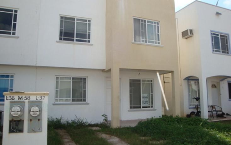 Foto de casa en renta en  , región 84, benito juárez, quintana roo, 1056579 No. 01