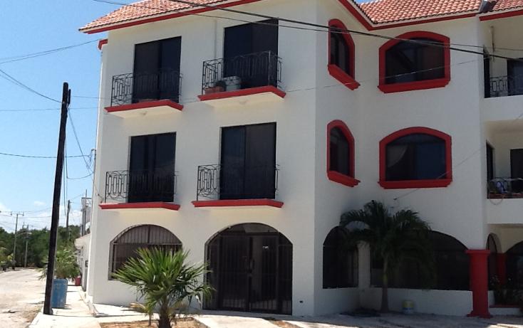 Foto de departamento en renta en  , región 84, benito juárez, quintana roo, 1299641 No. 01