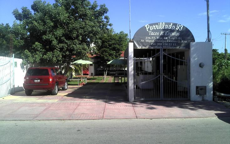 Foto de terreno comercial en venta en  , región 93, benito juárez, quintana roo, 1101995 No. 01