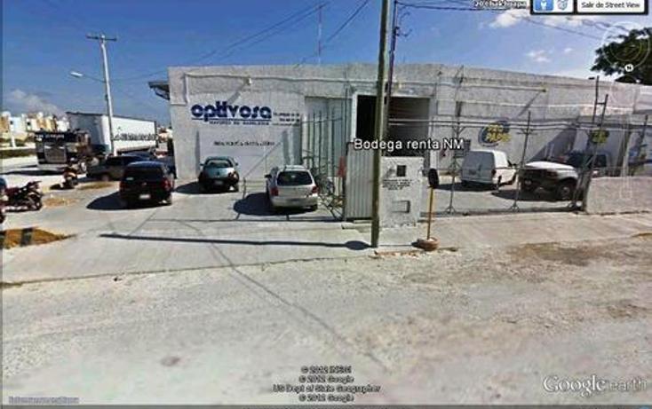 Foto de nave industrial en renta en  , región 97, benito juárez, quintana roo, 1098315 No. 01