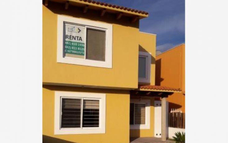 Foto de casa en renta en remellan 116, azteca, querétaro, querétaro, 1745147 no 01