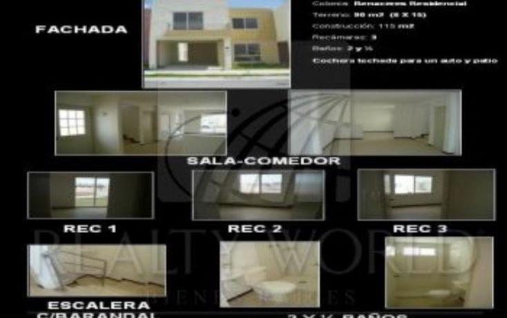 Foto de casa en venta en renaceres, renaceres residencial, apodaca, nuevo león, 1542016 no 02