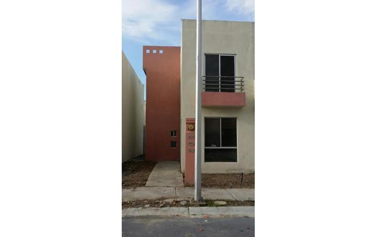 Foto de casa en venta en  , renaceres residencial, apodaca, nuevo león, 1053419 No. 01