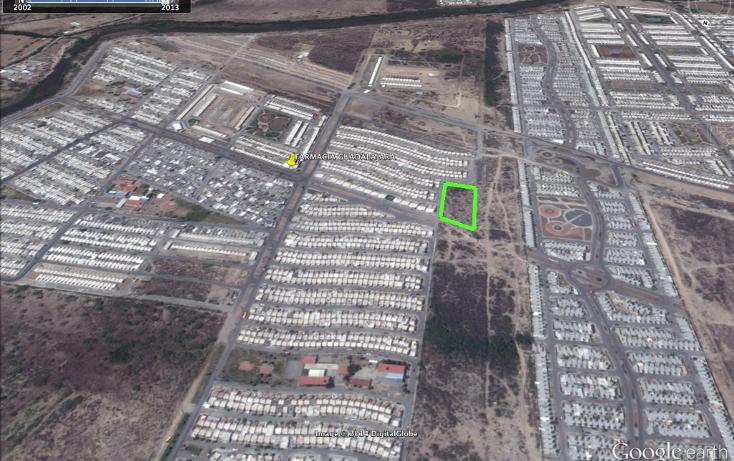 Foto de terreno comercial en venta en  , renaceres residencial, apodaca, nuevo le?n, 1069317 No. 02