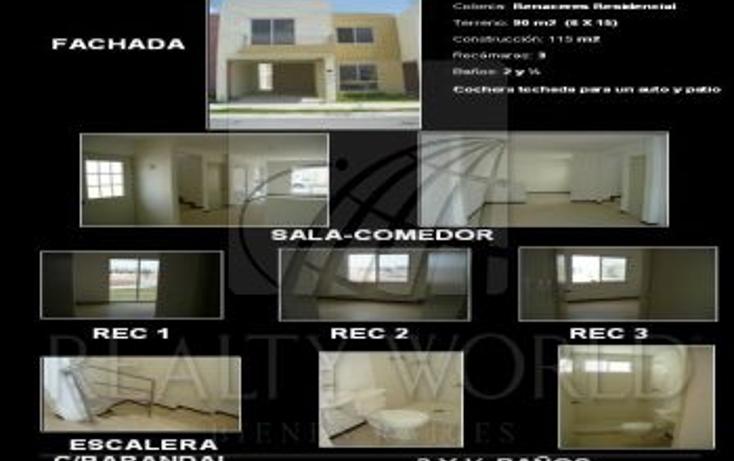Foto de casa en venta en  , renaceres residencial, apodaca, nuevo le?n, 1120495 No. 02