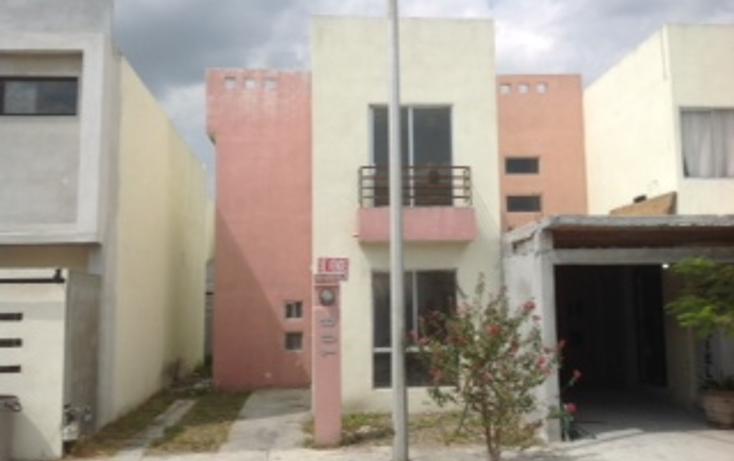 Foto de casa en venta en  , renaceres residencial, apodaca, nuevo león, 1759438 No. 01