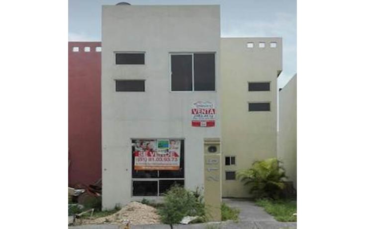 Foto de casa en venta en  , renaceres residencial, apodaca, nuevo león, 1870600 No. 01