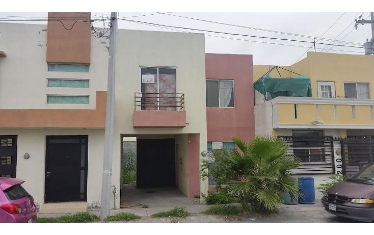 Foto de casa en venta en  , renaceres residencial, apodaca, nuevo le?n, 1870612 No. 01