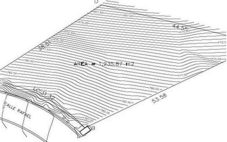 Foto de terreno habitacional en venta en  , renacimiento 1, 2, 3, 4 sector, monterrey, nuevo le?n, 1624145 No. 04