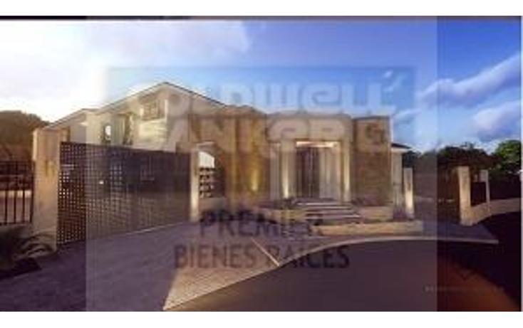 Foto de casa en venta en  , renacimiento 1, 2, 3, 4 sector, monterrey, nuevo león, 1662652 No. 01
