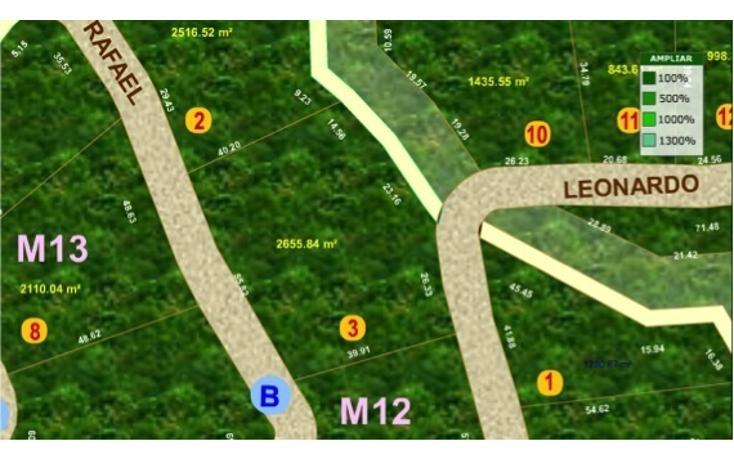 Foto de terreno habitacional en venta en  , renacimiento 1, 2, 3, 4 sector, monterrey, nuevo león, 1834358 No. 02