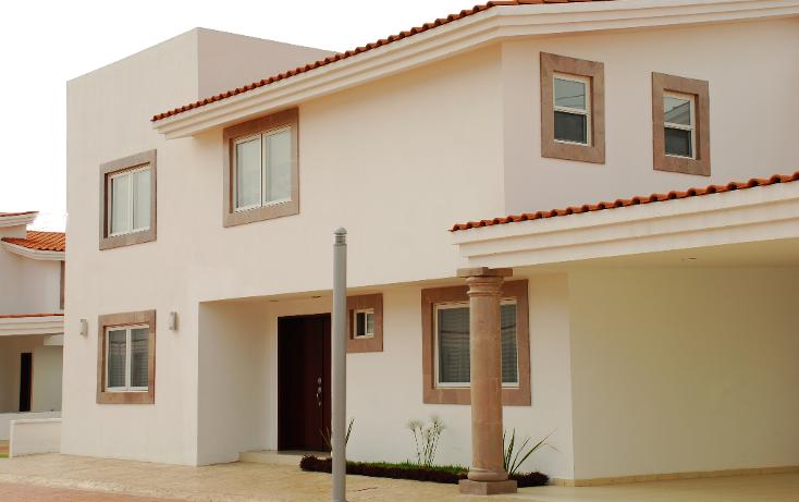 Foto de casa en renta en  , renacimiento, celaya, guanajuato, 1340615 No. 01