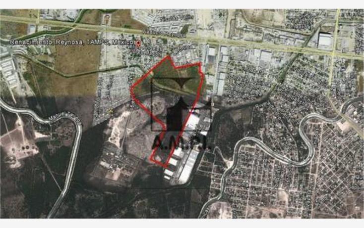 Foto de terreno comercial en venta en  , renacimiento, reynosa, tamaulipas, 842933 No. 04