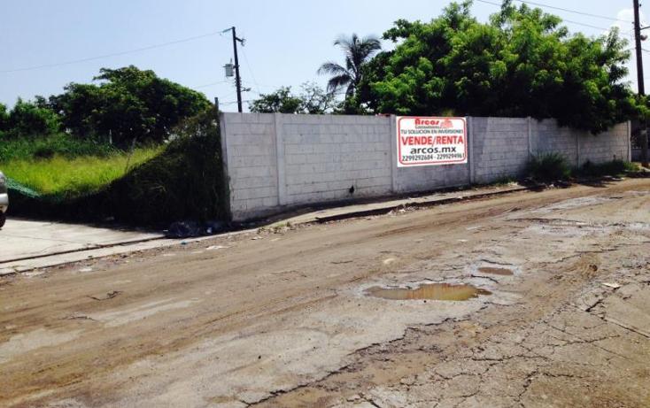 Foto de terreno comercial en venta en  , renacimiento, veracruz, veracruz de ignacio de la llave, 1308947 No. 01
